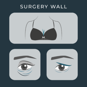 surgery wall faceland